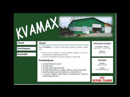 www.kvamax.sk