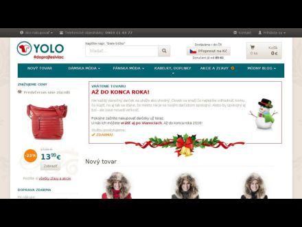 www.yolo.sk