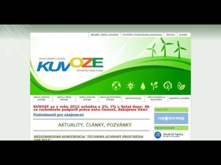 www.kuvoze.sk