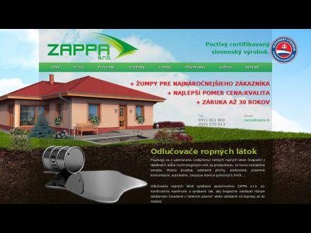 www.zappa.sk