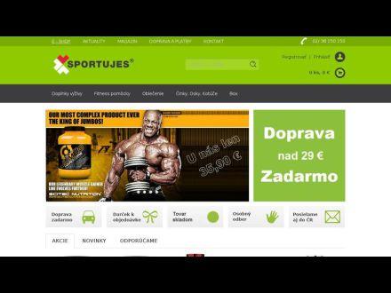 www.sportujes.sk