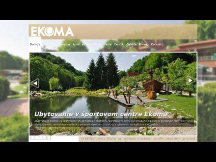 www.sportcentrum-ekoma.sk