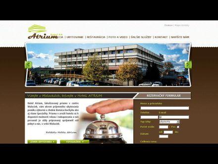www.hotel-malacky.sk