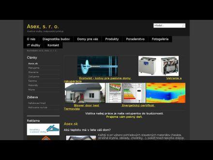 www.asex.sk
