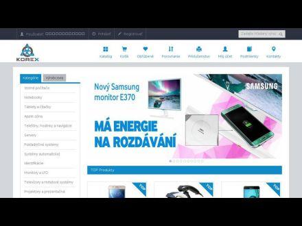 shop.korex.sk