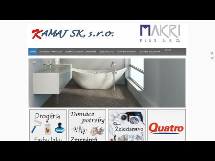 www.kamaj.sk