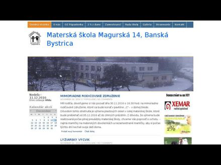 www.msmagurska.sk