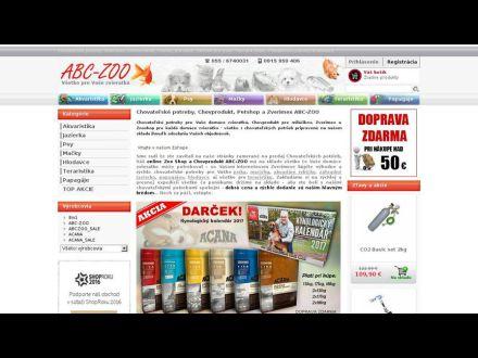 www.abc-zoo.sk