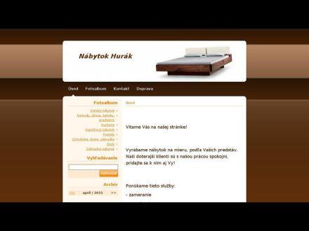 www.nabytokhurak.sk