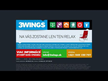 www.3wings.sk