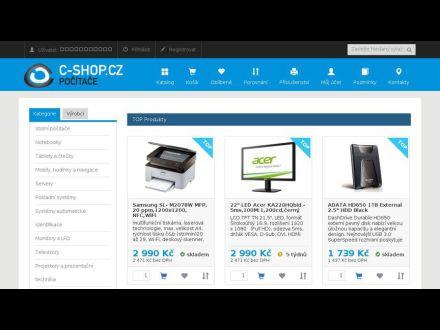 www.c-shop.cz