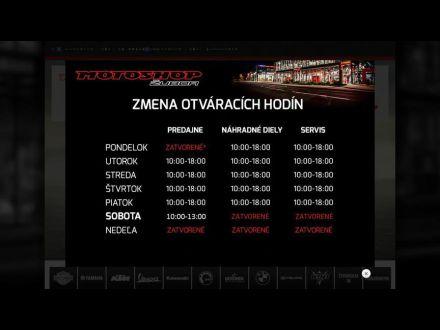 www.motoshopzubor.sk