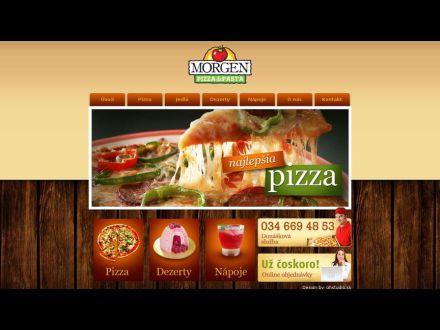 www.pizzeriamorgen.sk