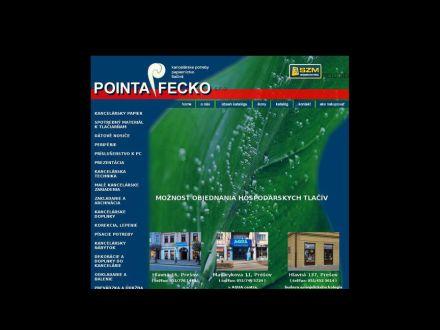 www.pointafecko.sk