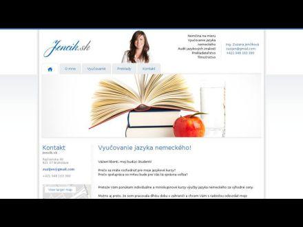 www.jencik.sk