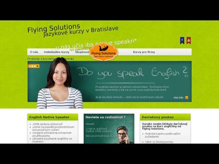 www.flyinglanguage.sk