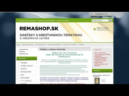 www.remashop.sk