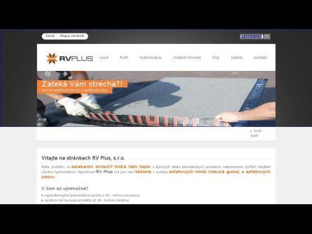 www.rvplus.sk