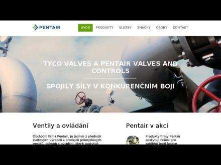 www.pentairvalves.cz