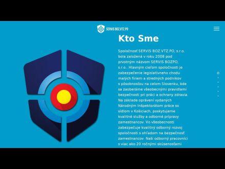 www.servisbozpo.sk