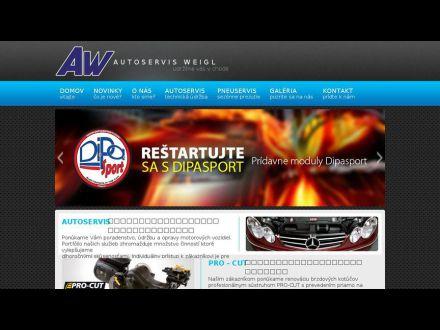 www.servisweigl.sk