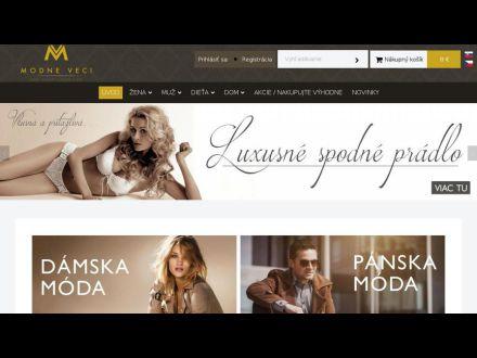 www.modneveci.sk