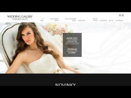8e95be00f482 Wedding Gallery - svadobný salón