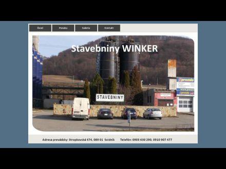 www.stavebninysvidnikwinker.eu