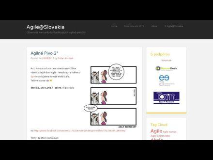 www.agile.sk