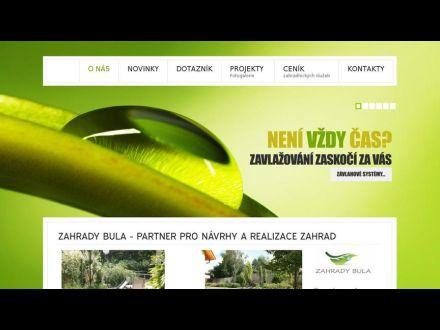 www.zahrady-bula.cz