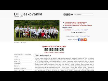 www.lieskovanka.sk