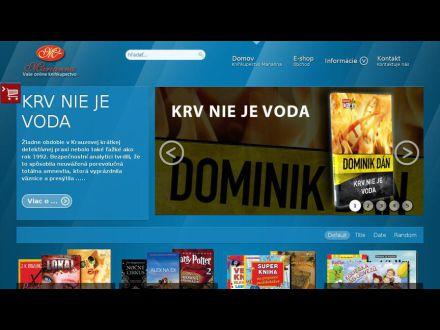 www.knihkupectvomarianna.sk