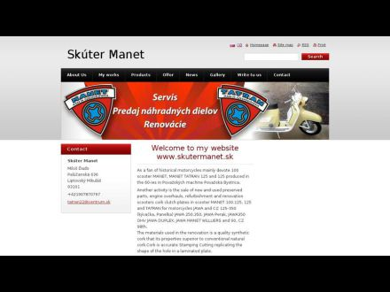 www.skutermanet.sk