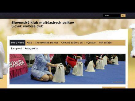 www.slovakmalteseclub.sk