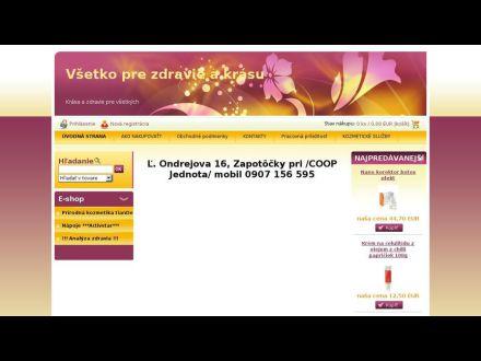 www.shopvitalita.eu