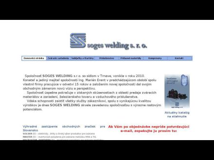 www.sogeswelding.sk