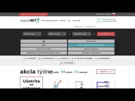 www.regaly-net.sk