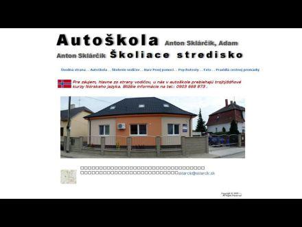www.sklarcik.sk