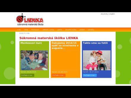 www.smslienka.sk