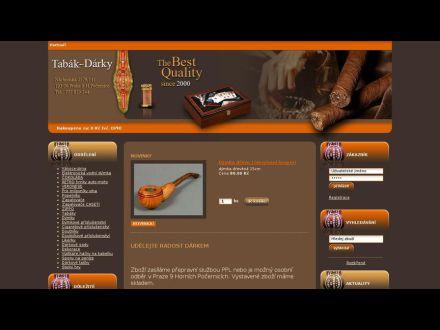 www.tabak-darky.cz