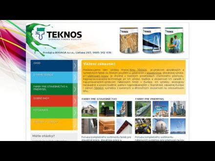 www.teknos.sk