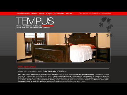 www.tempus-ss.sk