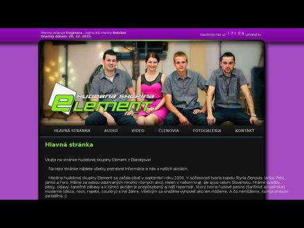 www.element-bj.sk