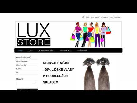 www.luxstore.cz