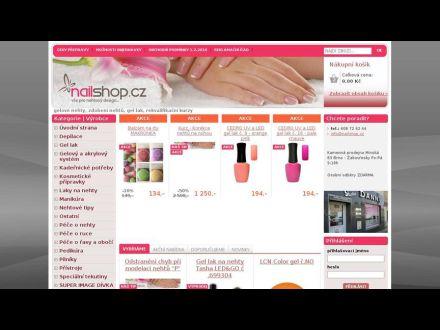 www.nailshop.cz