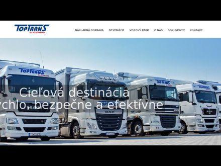 www.toptransslovakia.sk
