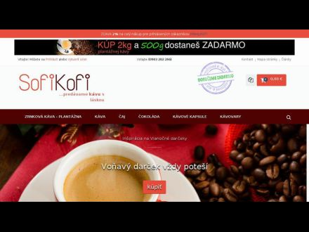 www.sofikofi.sk