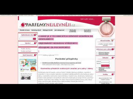 www.parfemynejlevneji.cz