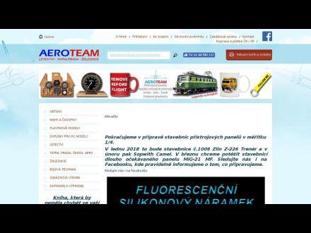 www.aeroteam.cz