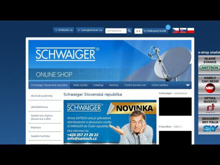 www.schwaiger.sk